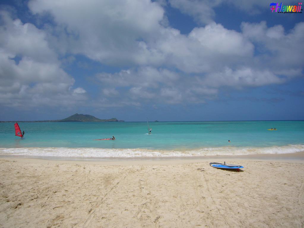ハワイの壁紙 In The Paradise World 風景 マーメイドの宝物