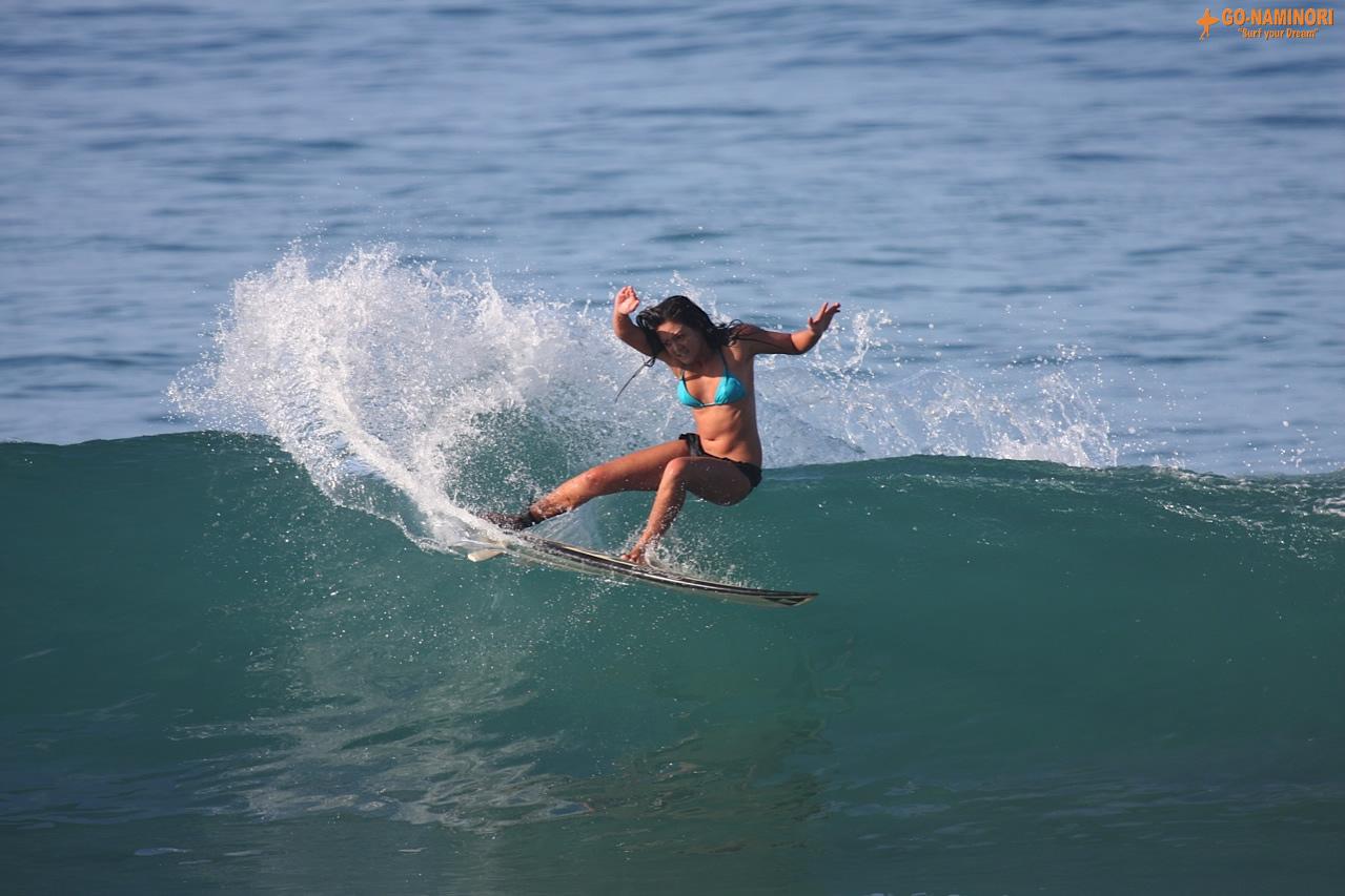 ハワイの壁紙 On The Surf World サーフィン Off The Top On The