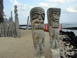 プウホヌア・オ・ホナウナウ国立歴史公園